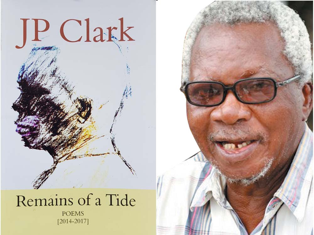 Remains of a Tide by JP Clark