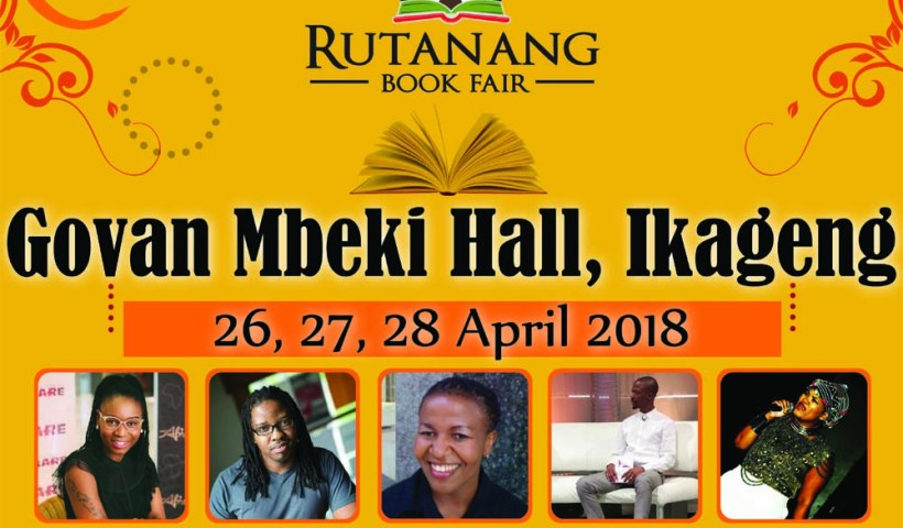 Rutanang Book Fair 2018.