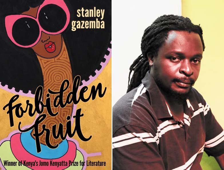 """Stanley Gazemba's """"Forbidden Fruit"""" has gone to the United States"""