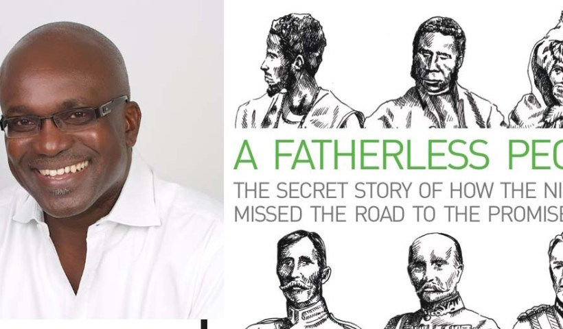 "Dele Ogun's ""A Fatherless People."""