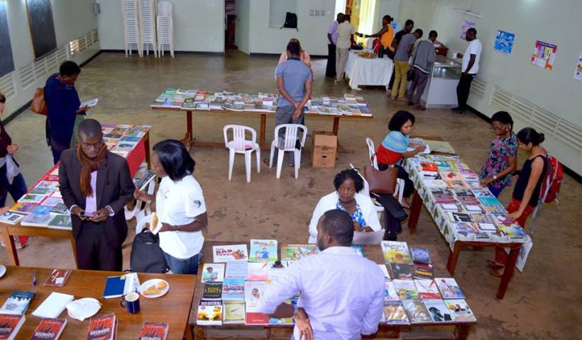 Uganda Book Market May 26, 2018