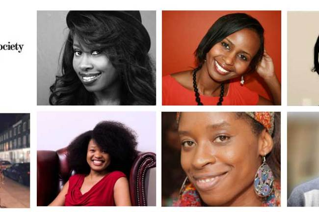 Africans on UK's Royal Society of Literature Under 40 Fellows.