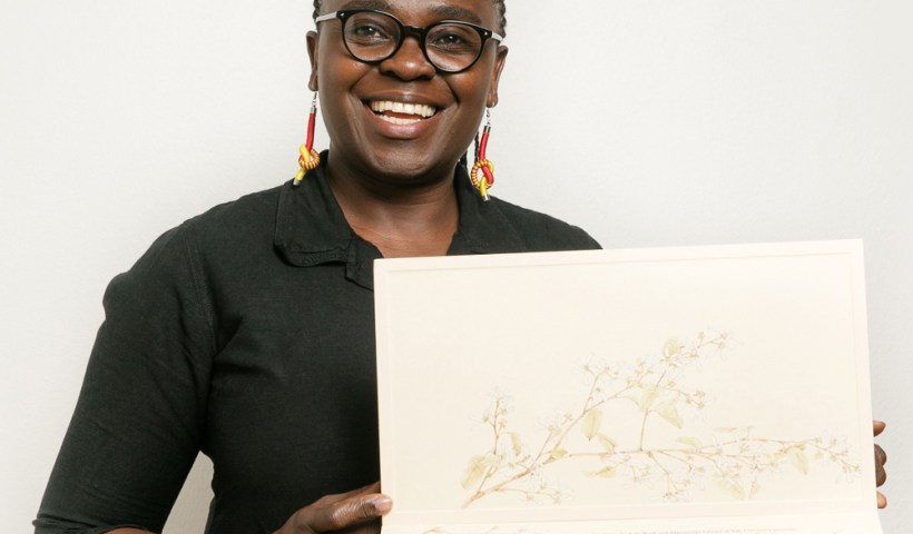 Jennifer Nansubuga Makumbi. Photo/Beowulf Sheehan