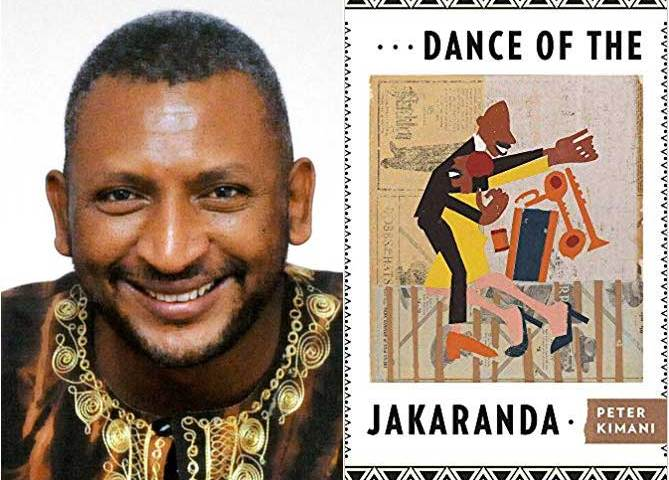 "Peter Kimani's ""Dance of the Jakaranda"""