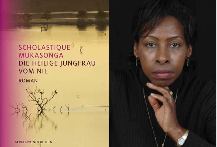 """Scholastique Mukasonga novel """"Our Lady of the Nile"""" now in German."""