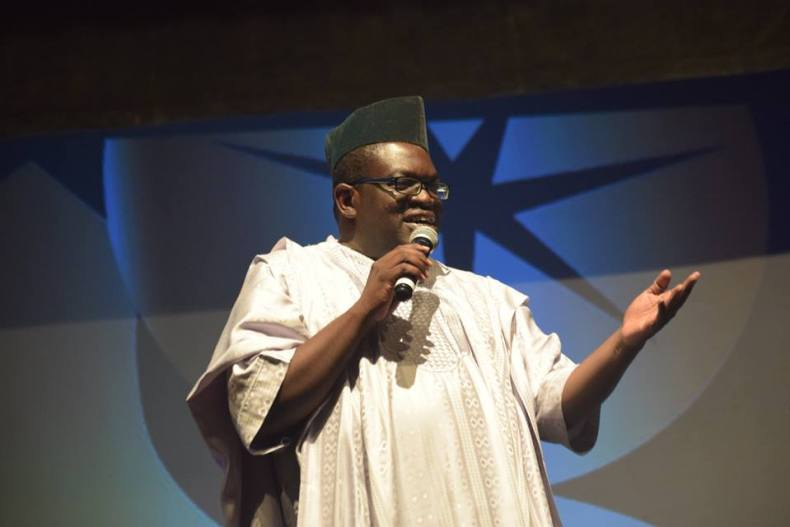 Sanaa Theatre Awards founder George Orido