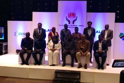 Mabati-Cornell Kiswahili Prize for African Literature 2018 winners celebrated.