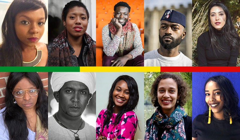 Brunel International African Poetry Prize 2019 shortlist