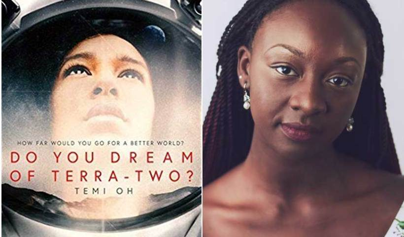 "Temi Oh's Sci-Fi debut ""Do You Dream Of Terra-Two"" is here."