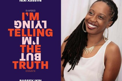 """Bassey Ikpi's """"I'm Telling the Truth, but I'm Lying"""" out on August 20."""