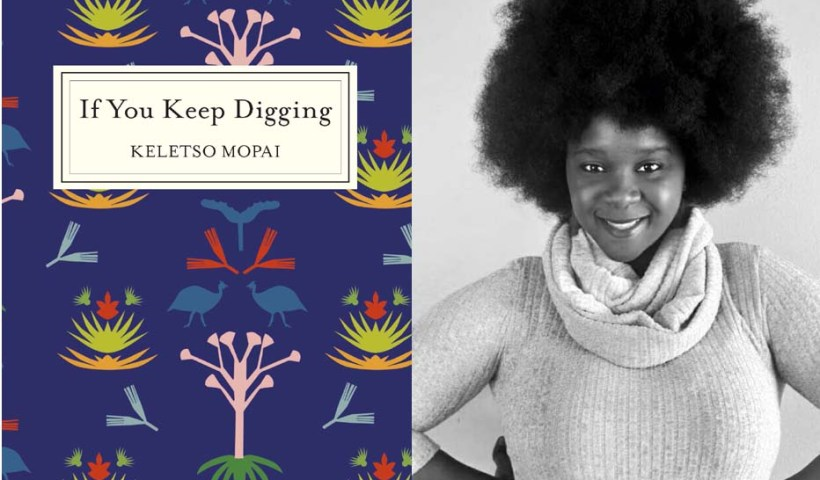 "Keletso Mopai's ""If You Keep Digging"""
