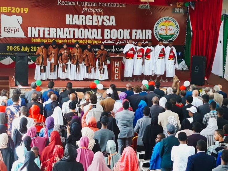 The Hargeysa International Book Fair 2019