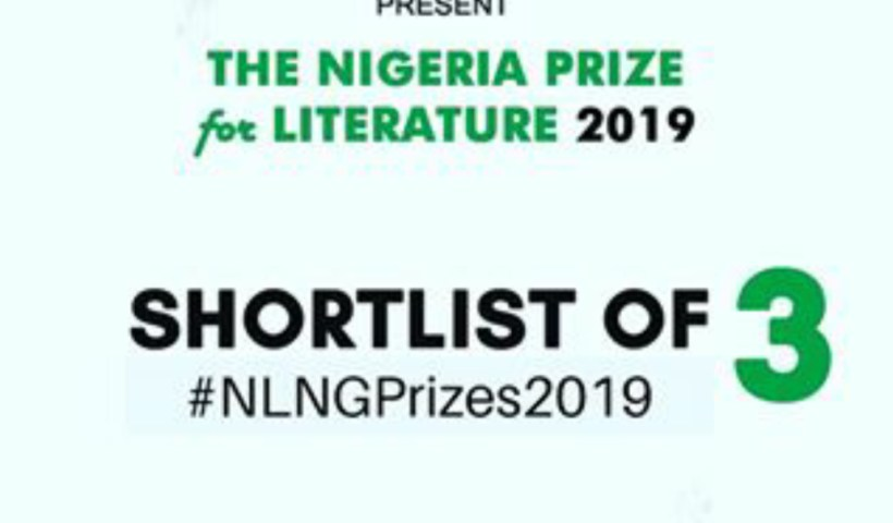 Nigeria Prize for Literature 2019 shortlist