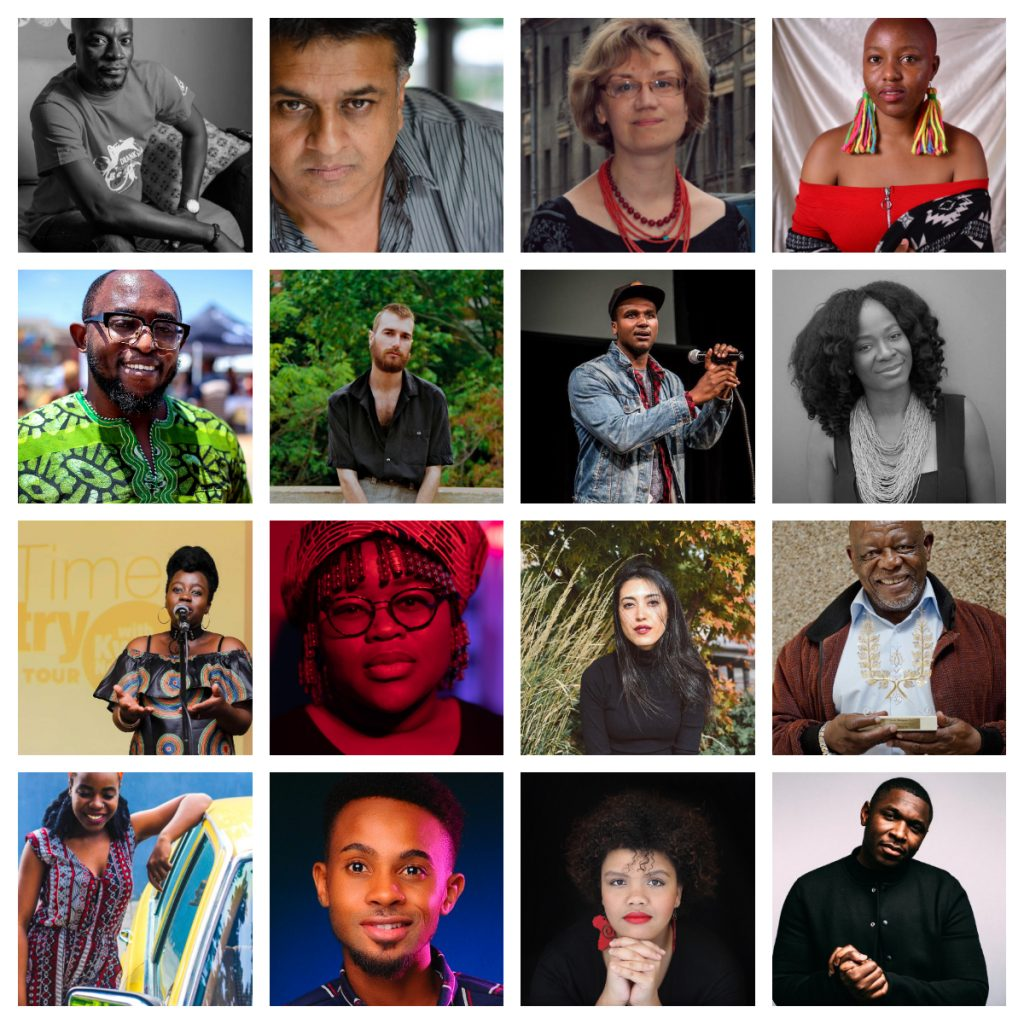 Poetry Africa 2019