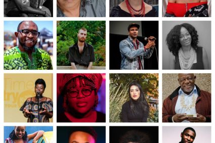 Participating poets for Poetry Africa 2019 announced.