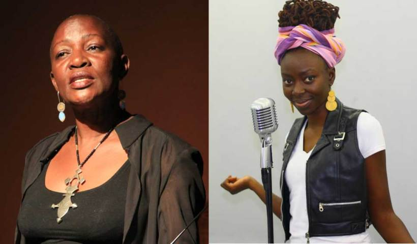 Sitawa Namwalie, Athieno for Goethe's Artistic Encounters on September 25.