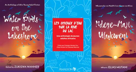 AfroYoungAdult anthology to launch at Ake Book Festival