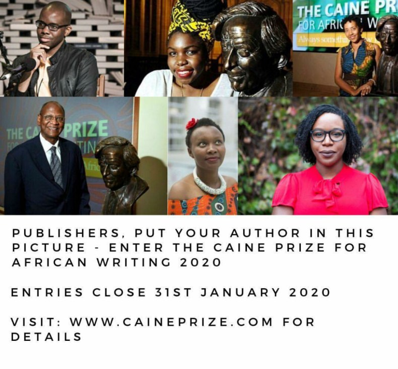 Caine Prize 2020 call out