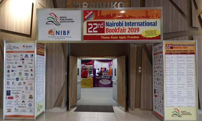 Nairobi International Book Fair 2019