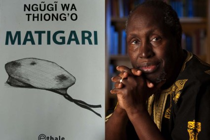 """Ngugi wa Thiong'o's """"Matigari"""" now available in Portuguese."""