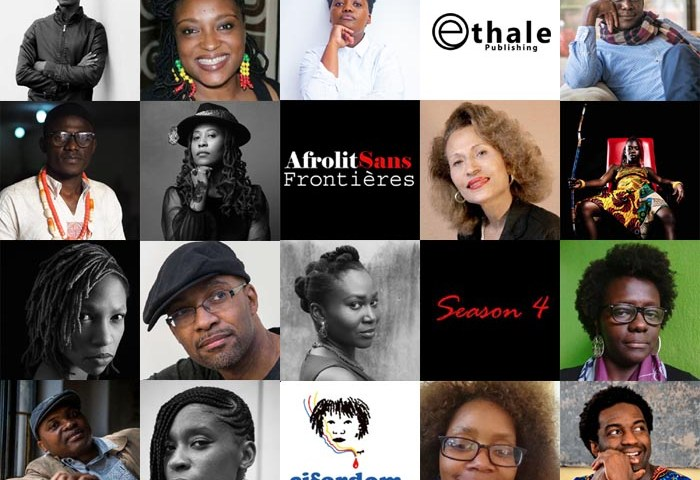 Afrolit Writers Season 4: Meet the Writers
