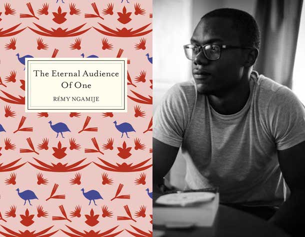 """Rémy Ngamije's novel """"The Eternal Audience of One"""" gets US publisher."""