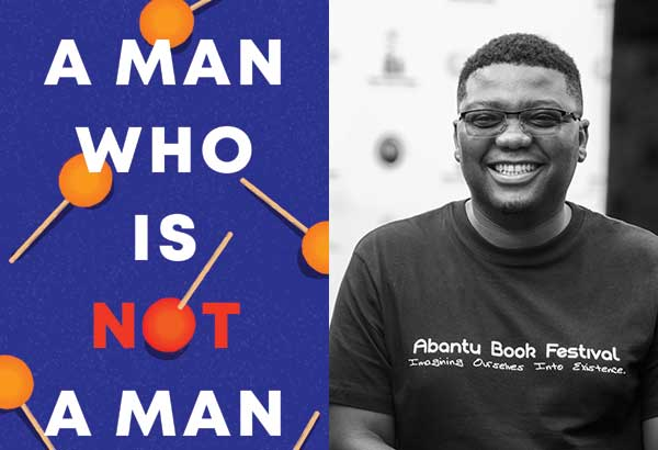 "Thando Mgqolozana novel ""A Man Who Is Not A Man"" out as e-book today."