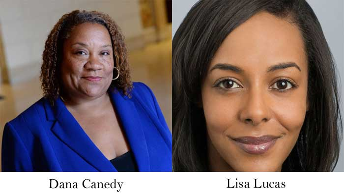 Lisa Lucas, Dana Canedy making moves in US publishing.