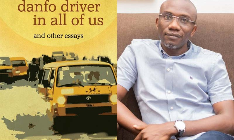 "Niran Adedokun essay collection ""The Danfo Driver in All of Us"" launches in Lagos."