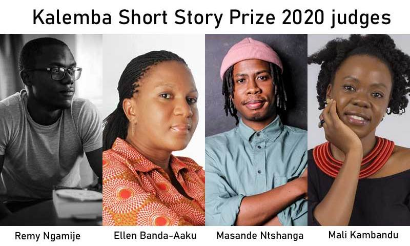 Kalemba Short Story Prize 2020 judging panel announced.