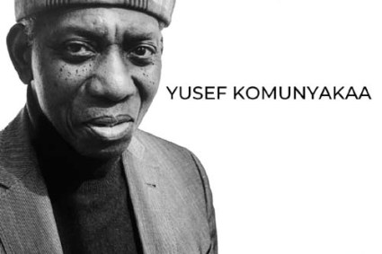 Yusef Komunyakaa given Griffin Prize 2021 Lifetime Recognition Award.