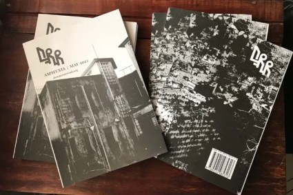 DRR (Down River Road) Issue 3: Asphyxia is here