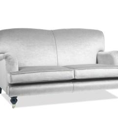 Kenton Fabric Sofa Parchment Modern Leather Corner Uk Jameson Seating