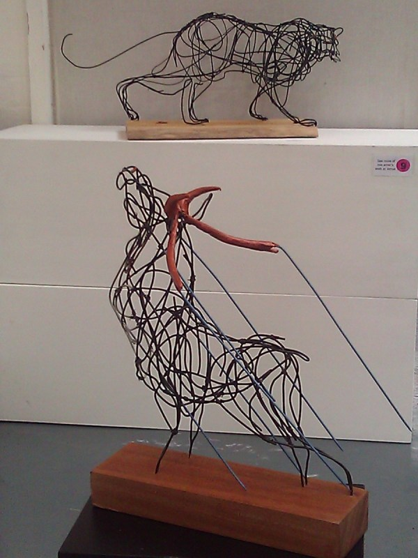Wire Artworks James Ort