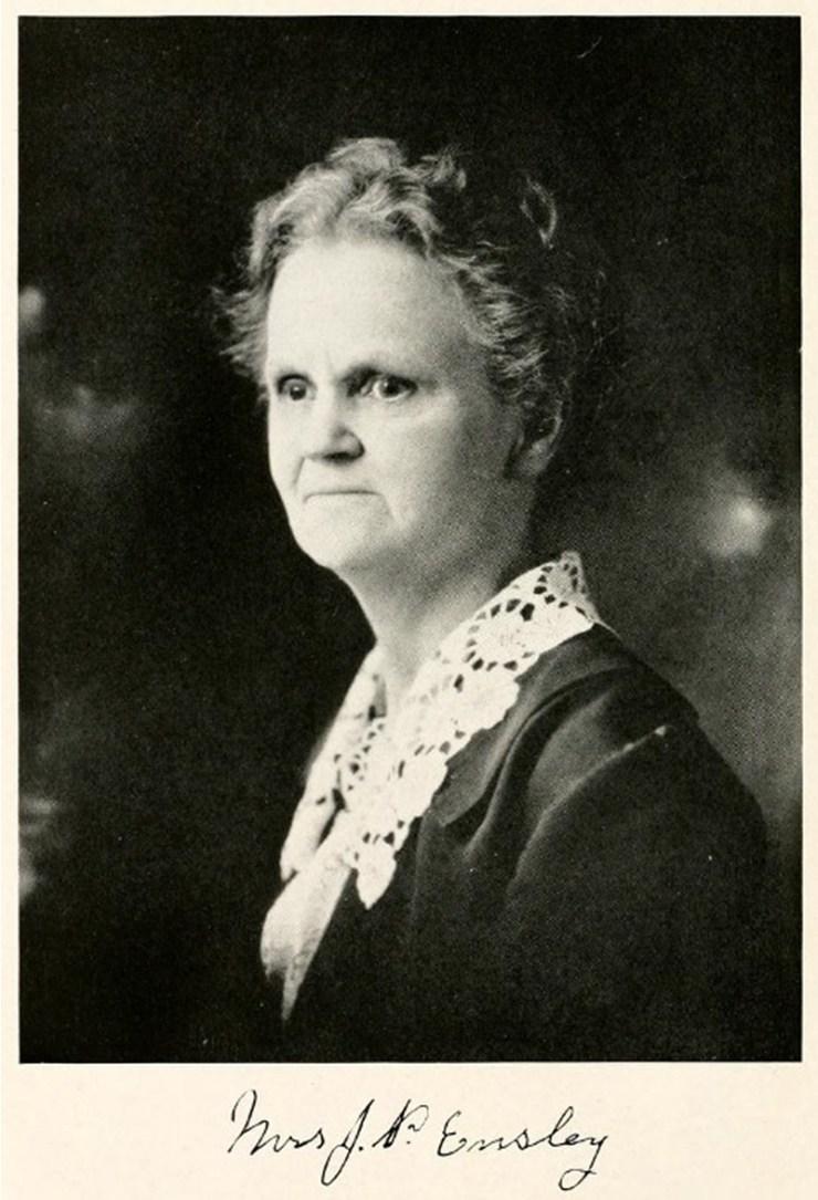 Elizabeth Borthwick Ensley