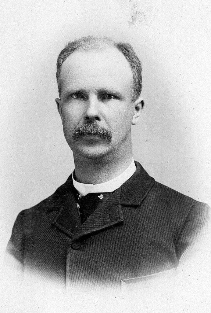 John Pillans Borthwick