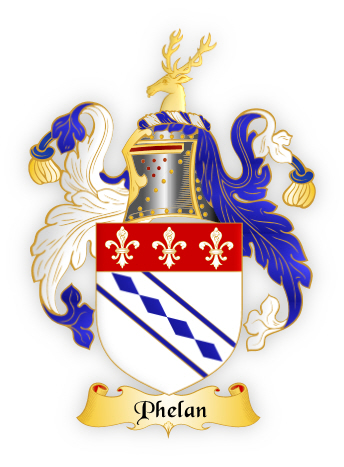 Phelan Family Coat of Arms