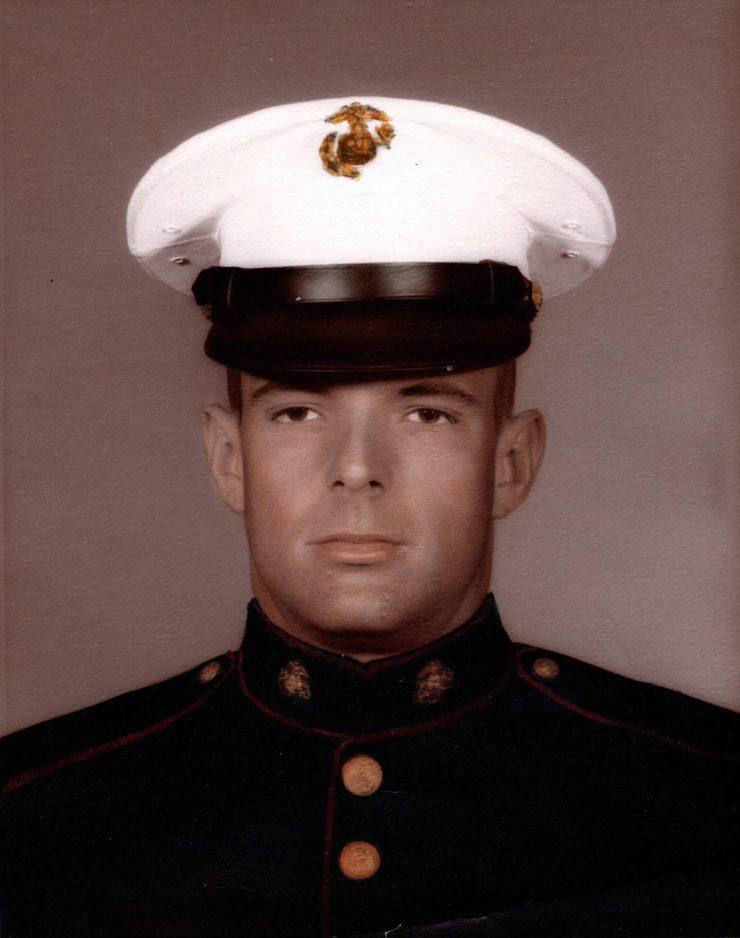 Terry Craig Priebe - U.S. Marine