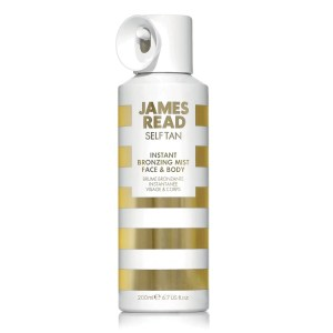 Instant Bronzing Mist Instant Tan Face and Body Product