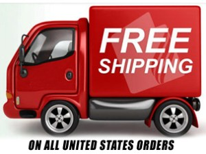 GET FREE SHIPPING WITH TRACKING IN THE UNITED STATES!