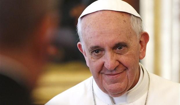 Pope Opposes GMOs
