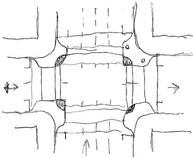 Better design of intersections