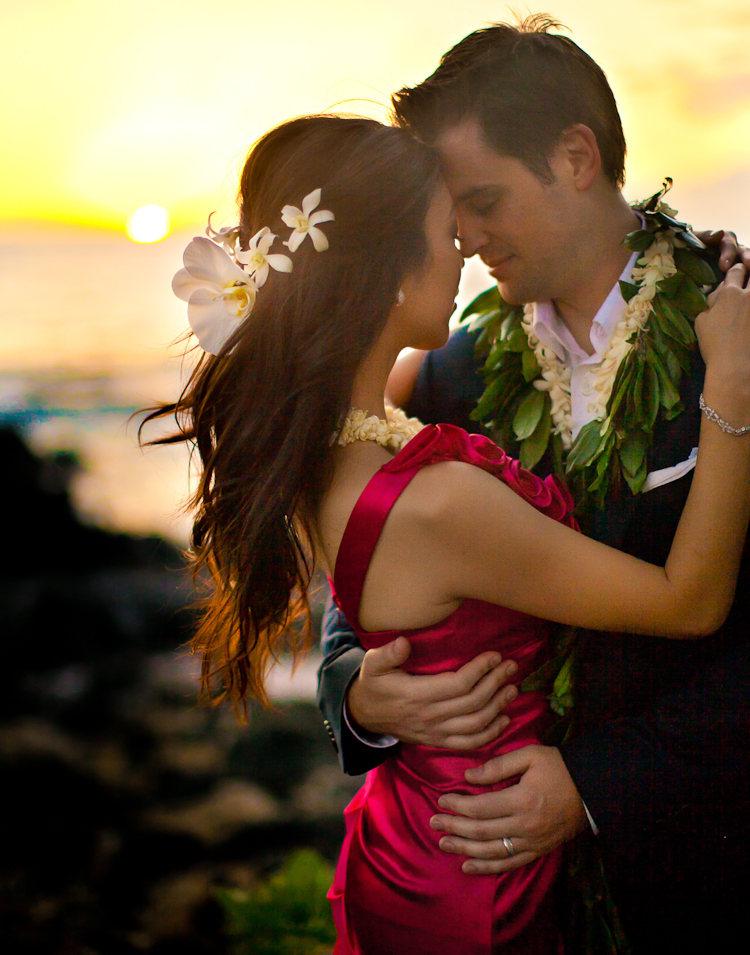 Brittany Amp Jeff Mauna Kea Beach Hotel Wedding Big