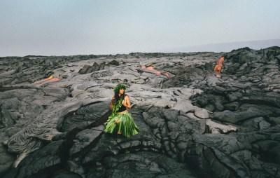 Kalapana Lava Ocean Entry with Issha - Hawaii Wedding ...