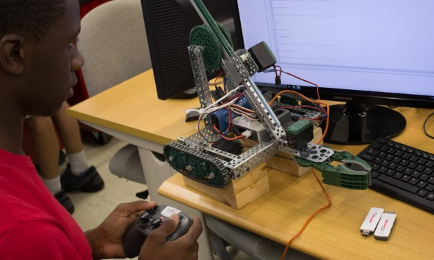 Working on Robots… No, not the ones we're used to