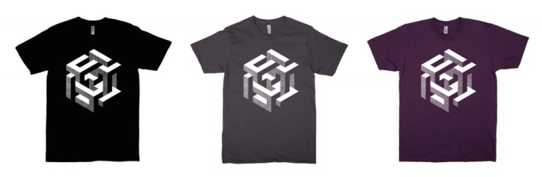 Hexagon Sun T-shirts