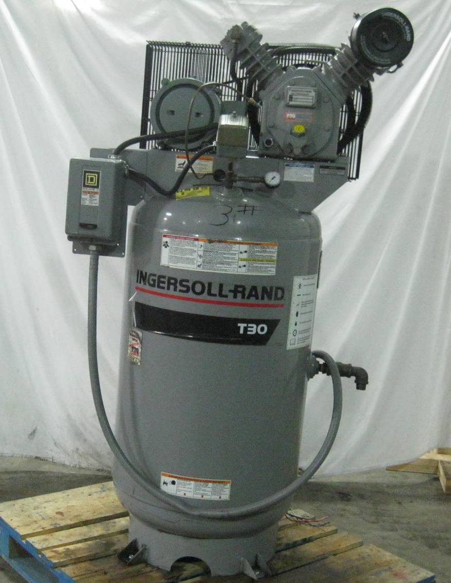 hight resolution of t30 air compressor front