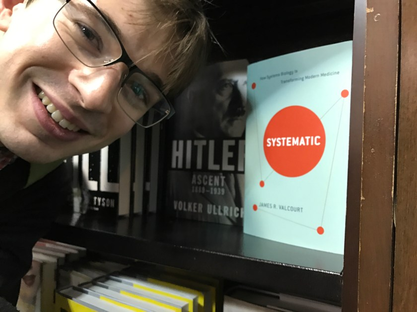 Systematic and... Hitler?