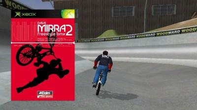 Dave Mirra BMX 2