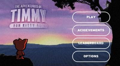 The Adventures of Timmy: Run Kitty Run